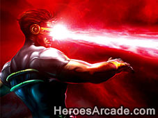 Cyclops Laser Blast game
