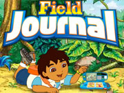 Play Diego Field Journal game