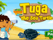 Play Diego Tuga The Sea Turtle game