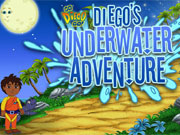 Play Diego Under Water Adventure game