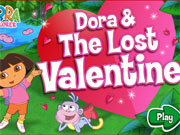 Play Dora And The Lost Valentine game
