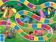 Play Dora Candy Land game