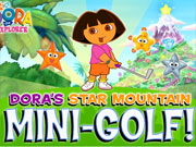 Dora Mini Golf game