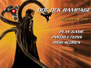 Play Dr Octopus Rampage game