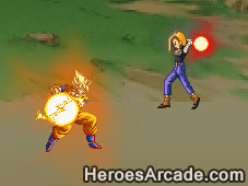 Dragon Ball Z Fighting games game
