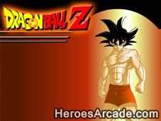 Dragon Ball Z Dress Up Games game