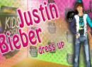 Dress Up Justin Bieber game