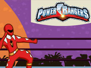Power Rangers vs Robot game