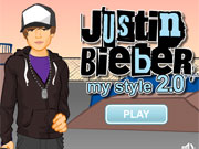 Play Justin Bieber My Style 2.0 game