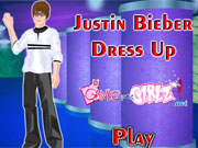 Play Justin Bieber game