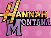 Play Glamor Hannah Montana game