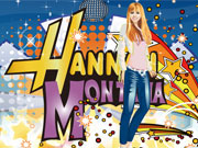Play Hannah Montana Dress Up game