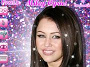 Hannah Montana Makeup game