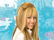 Hannah Montana Puzzle 10 game