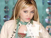 Hannah Montana Puzzle 6 game