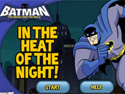Batman Heat Of The Night game