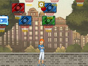 Play Heroine Hoops game