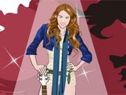 Hannah Montana Dressup 2 game