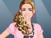 Hannah Montana Dressup 3 game