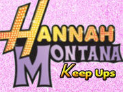 Play Hannah Montana Keep Ups game