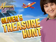 Hannah Montana Treasure Hunt game