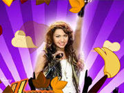 Play Hannah Montana Poster Sweep game