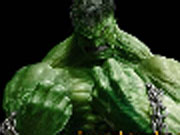 Hulk Puzzle game