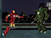 Play Iron Man 2 Iron Attack game