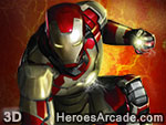 Iron Man 3 Base Jumper game