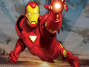 Play Iron Man Armory Assault game