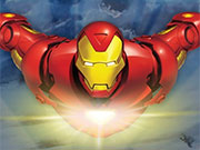 Iron Man Flight Test game