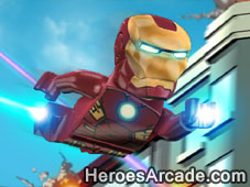 Play Iron Man Lego Adventures game