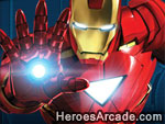 Iron Man Repulsor Blast Test game
