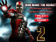 Play Iron Man Differences game