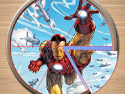 Iron Man Pic Tart