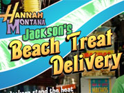 Jackson Beach Treat Delivery game