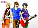 Play Jonas Brothers game