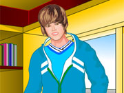 Play Justin Bieber Dress Up Game game