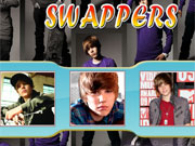 Play Justin Bieber Swappers game