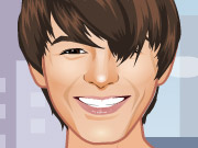 Play Kiss Justin Bieber game