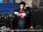 Man Of Steel Hero's Flight game
