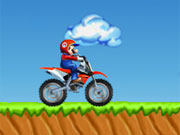 Mario Bros Motocross game