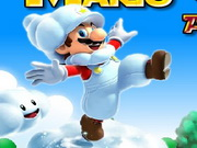 Mario Cloud Adventure