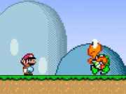 Mario Jump Game game