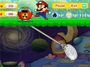 Play Mario Miner game