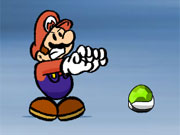 Mario vs Luigi game