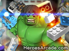 Marvel Super Hero Hulk game