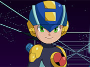 Megaman NT Warrior game