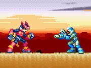 Megaman Zero 1.5 game