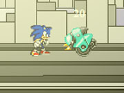 Play Sonic Flash game